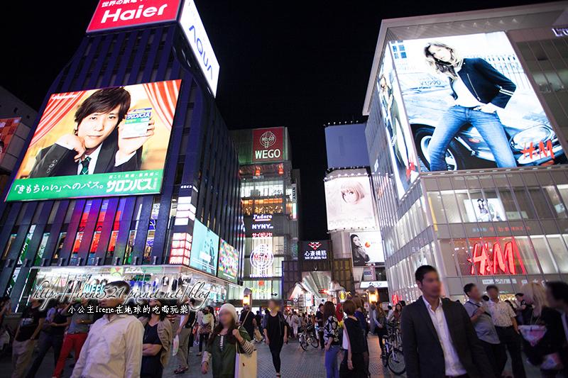 【大阪】超好逛、超好買、超多好吃的必逛聖地.道頓堀&心齋橋 @Irene's 食旅.時旅