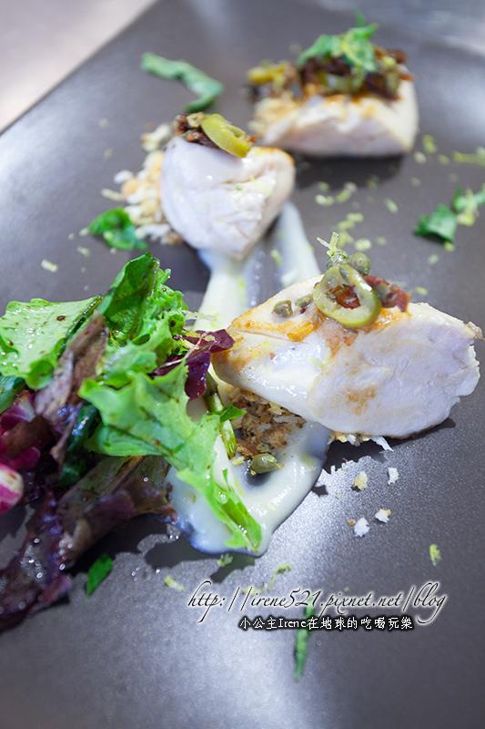 【食譜】慢煮嫩雞胸佐肉豆蔻馬鈴薯泥 (Sous vide chicken breast with potato puree) @Irene's 食旅.時旅