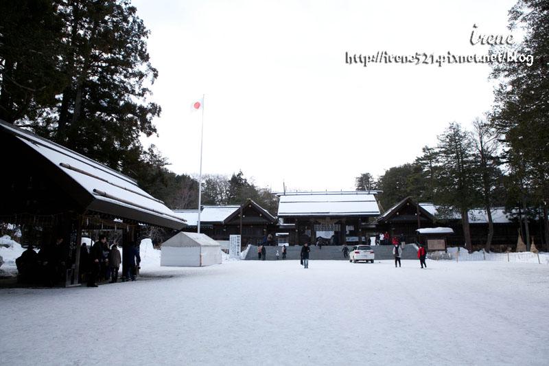 【北海道札幌】日本新年的神宮 分外的熱鬧.北海道神宮 @Irene's 食旅.時旅
