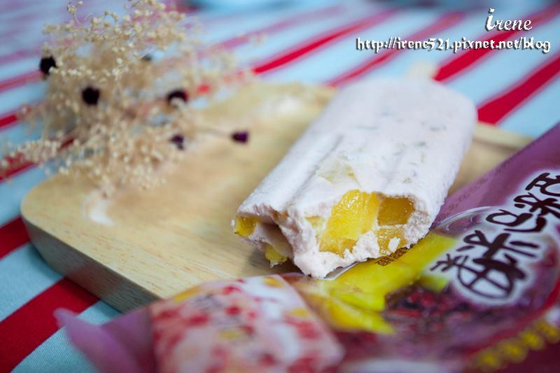 【冰品】就是愛甲冰.小美紅豆粉粿冰棒 @Irene's 食旅.時旅