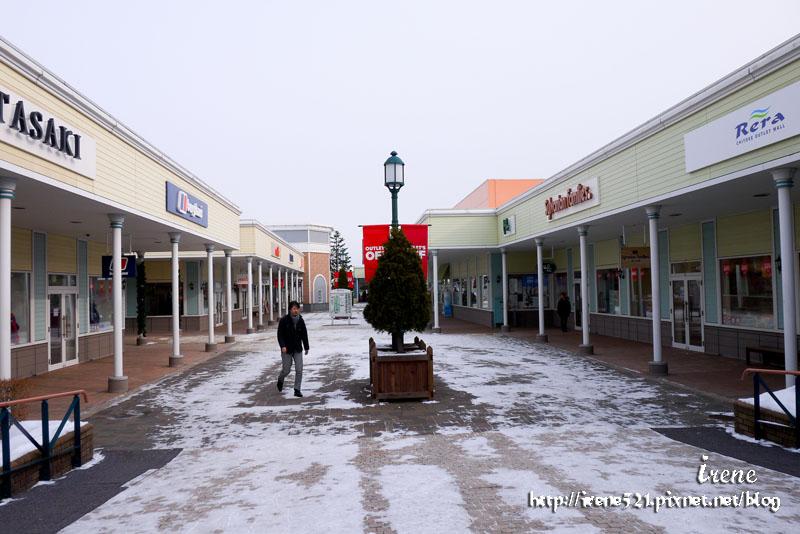 【北海道札幌】北海道最大的outlet.千歲暢貨中心Rera Outlet Mall @Irene's 食旅.時旅