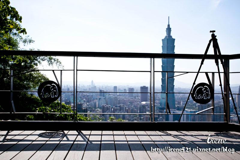 【台北】散步後山 欣賞居高臨下的台北街景.象山 @Irene's 食旅.時旅