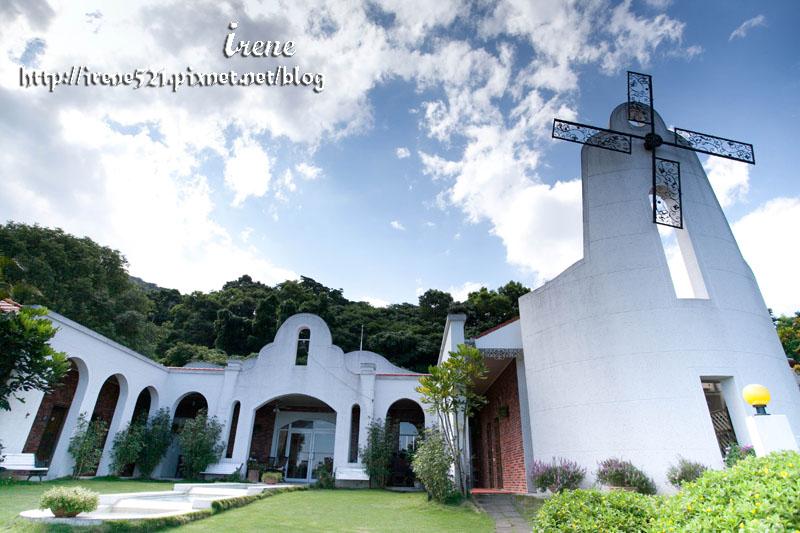 【台東卑南】在山那頭 森林裡的.朗‧克徠爵的風車教堂 @Irene's 食旅.時旅