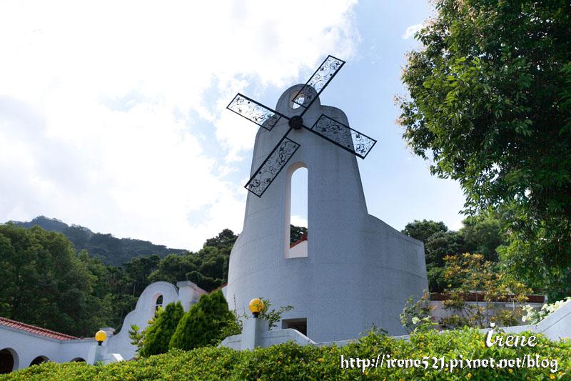 朗‧克徠爵的風車教堂