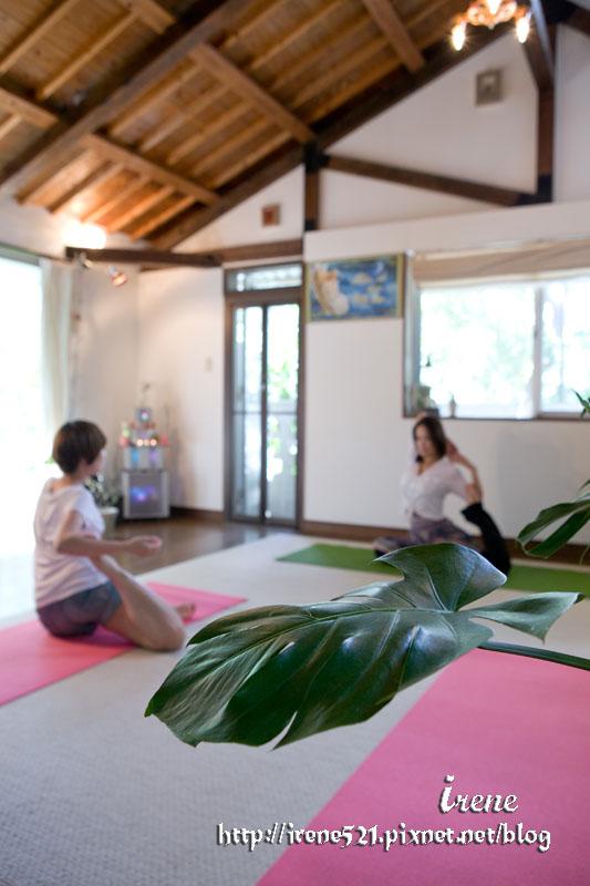 【日本沖繩】放鬆身心靈之旅,沖繩的優雅YOGA.Healing Garden Aida @Irene's 食旅.時旅