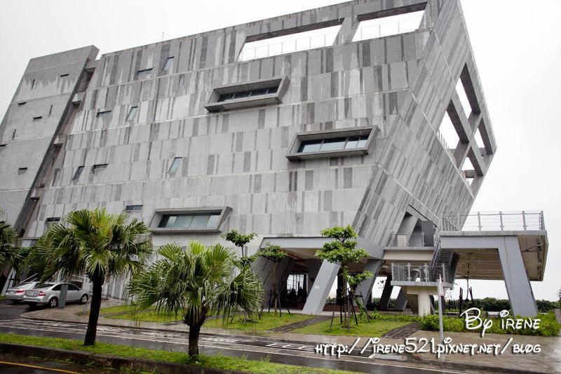 基隆國立海洋科技博物館