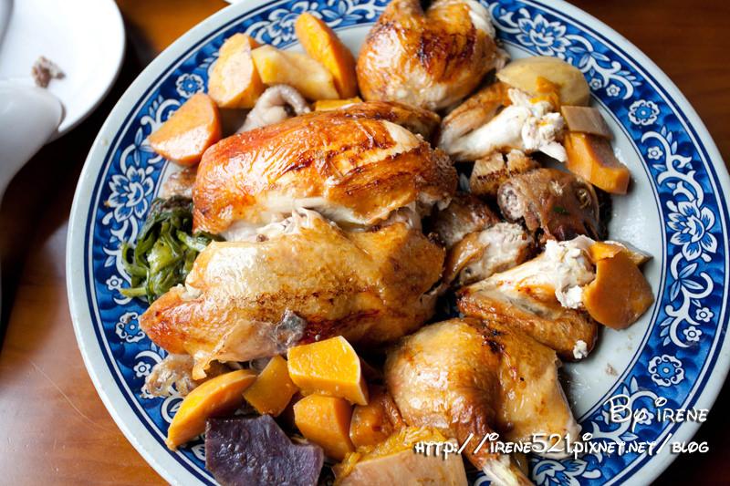 即時熱門文章:【宜蘭員山】桶仔雞新吃法,夾入地瓜更美味.老媽媽豆腐乳烤香雞