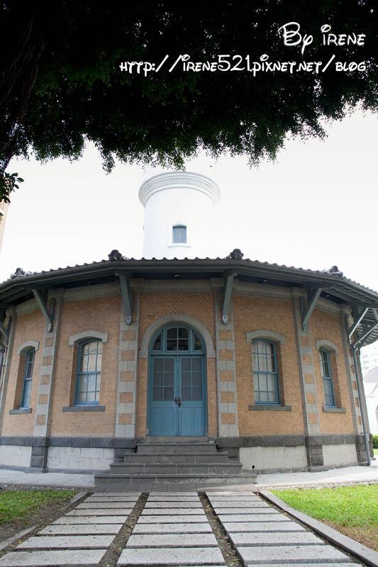 太平境基督教會&原台南測候所
