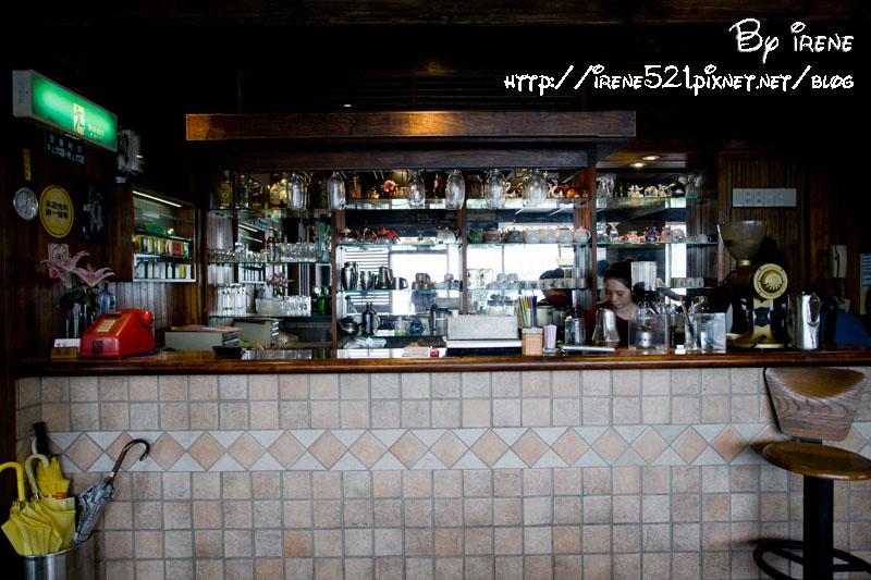 【基隆】帶有點復古咖啡廳的氣氛.鳥巢咖啡