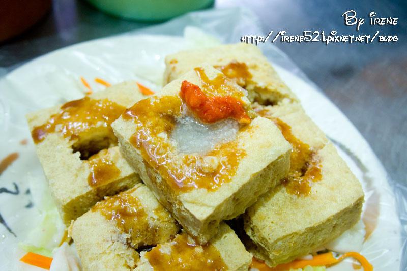 【台中】香、酥、脆逼人.一中街『風尚臭豆腐』 @Irene's 食旅.時旅