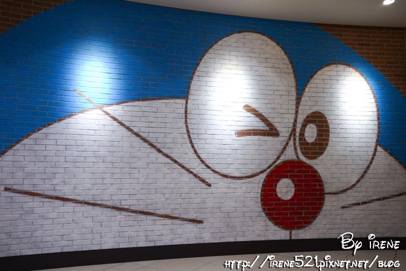 【北海道札幌】哆啦A夢藏身在機場內.新千歲機場 @Irene's 食旅.時旅