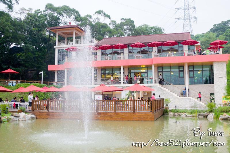 【新竹】冒著幸福的泡泡.心鮮森林莊園餐廳 (婚宴、婚紗新景點) @Irene's 食旅.時旅