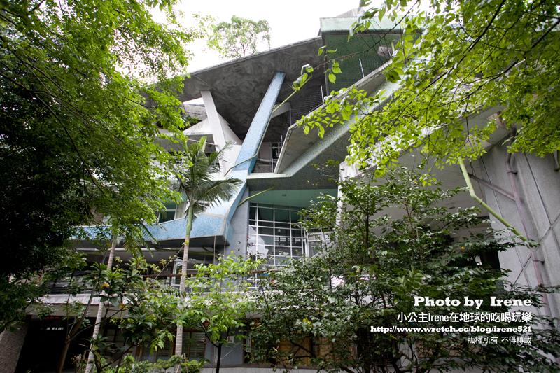 【宜蘭礁溪】東歪西斜的獨特建築.礁溪戶政事務所 @Irene's 食旅.時旅