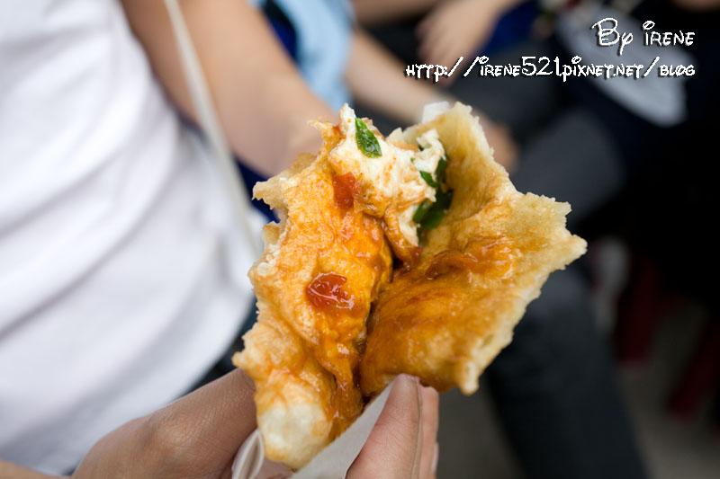 阿伯蔥油餅