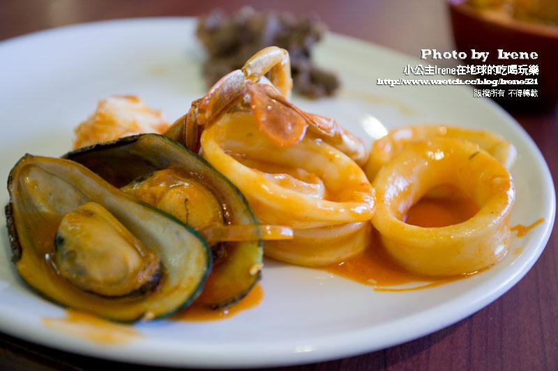 【關島】超便宜的吃到飽,可惜菜色SOSO.SEAFOOD CHEF @Irene's 食旅.時旅