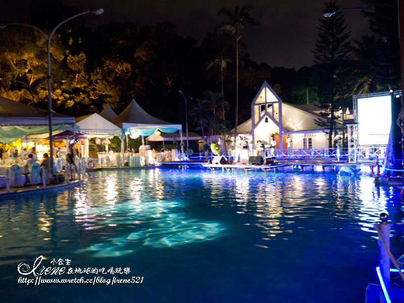即時熱門文章:【台北士林區】浪漫的池畔婚宴.青青食尚花園會館