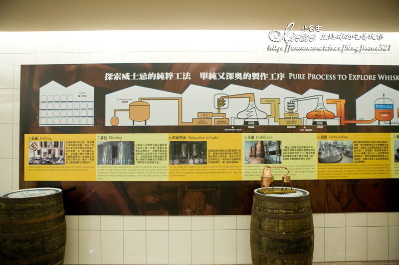 金車威士忌酒廠