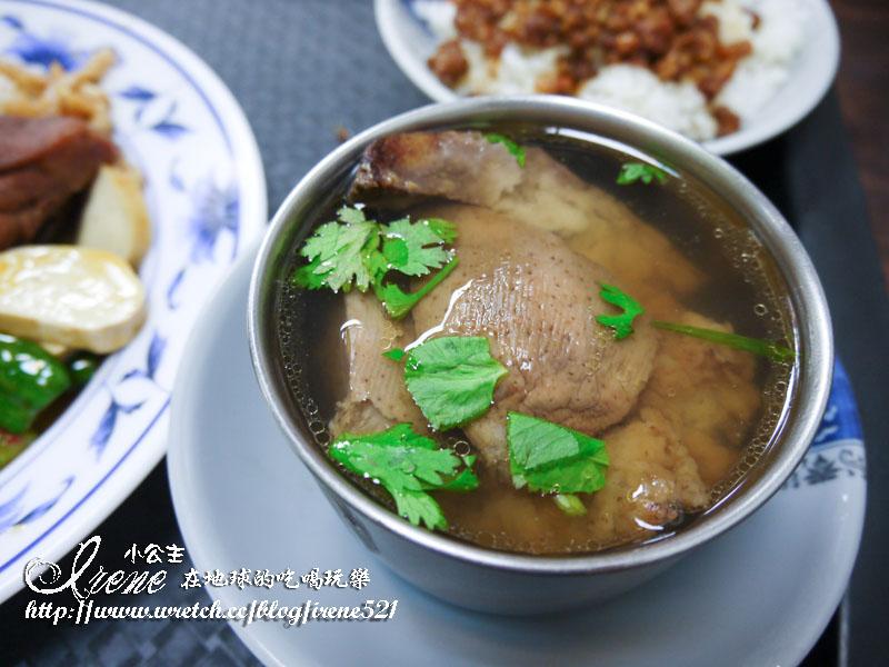 蕭家豬腳飯爌肉飯