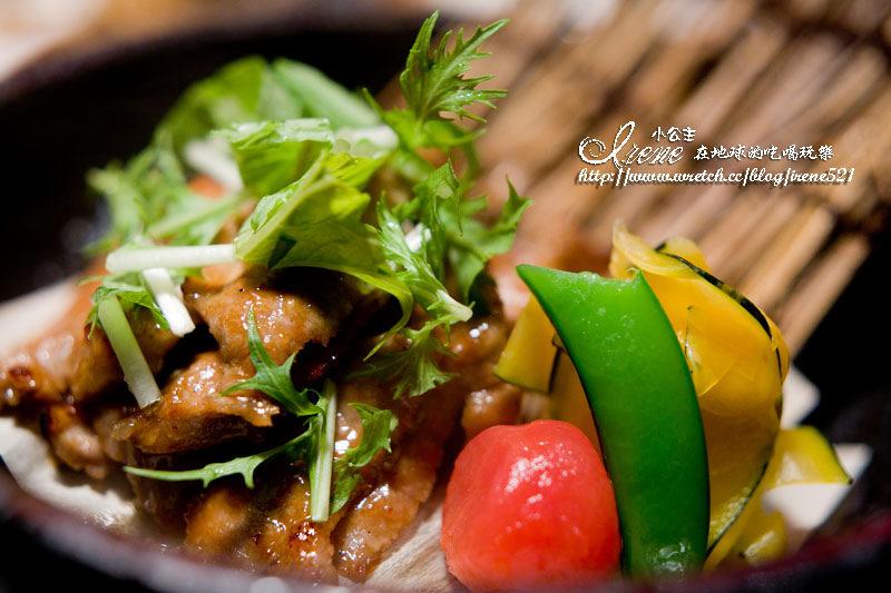 【試吃】氣氛、佳餚、服務兼具的日式創意料理.藝奇ikki新日本料理 @Irene's 食旅.時旅