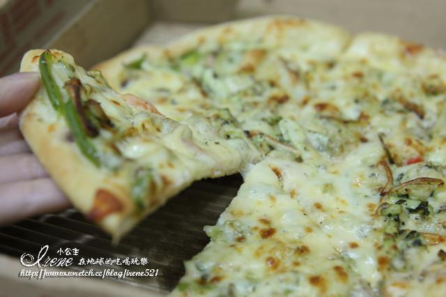 即時熱門文章:【試吃】新品輕Q餅皮披薩.必勝客Pizza Hut
