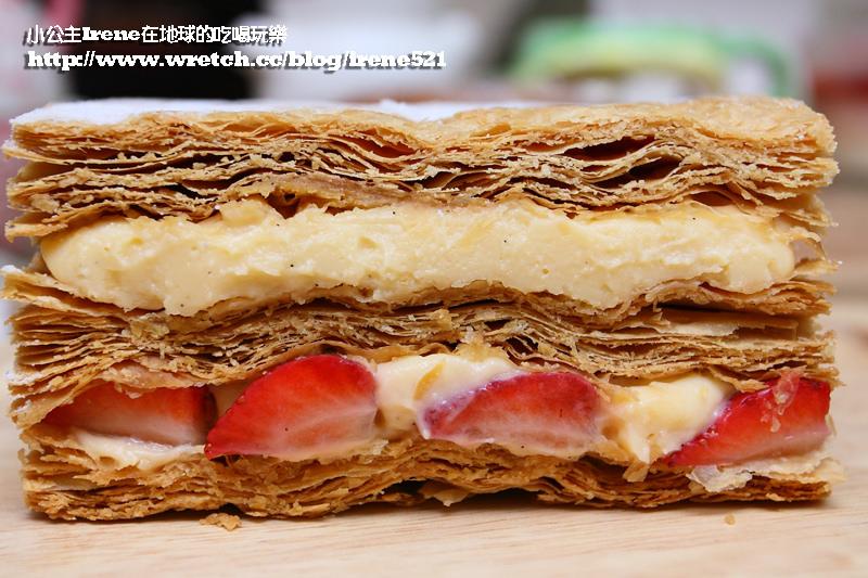 【雲林斗六】令人感動的甜點.法米法式甜點 @Irene's 食旅.時旅