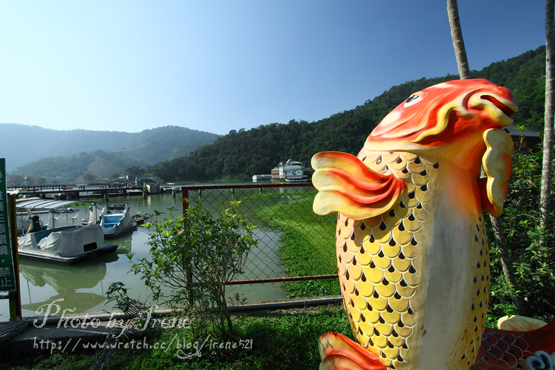 即時熱門文章:【南投埔里】埔里也有鯉魚潭風景區