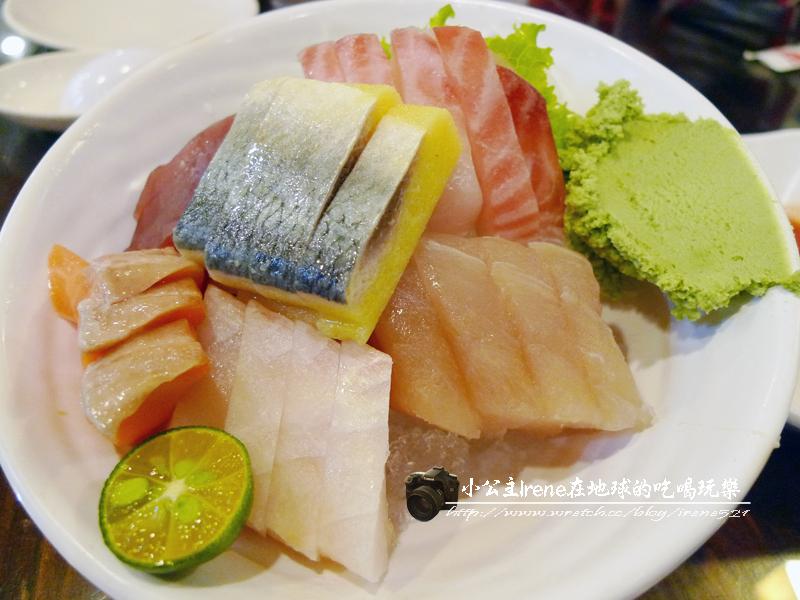 【土城】日本料理吃到飽.竹屋日本家庭料理(已歇業) @Irene's 食旅.時旅