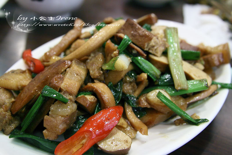 【台北文山區】來自北埔的味道‧風味客家菜餐廳(已歇業) @Irene's 食旅.時旅