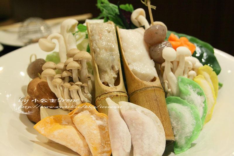【台北中山區】秋意盎然的氣候來場溫補的饗宴.欣葉呷哺呷哺 @Irene's 食旅.時旅