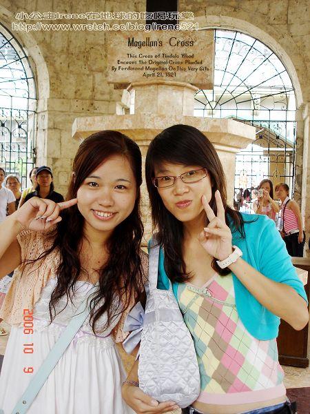 宿霧-麥哲倫十字架+聖嬰大教堂 @Irene's 食旅.時旅