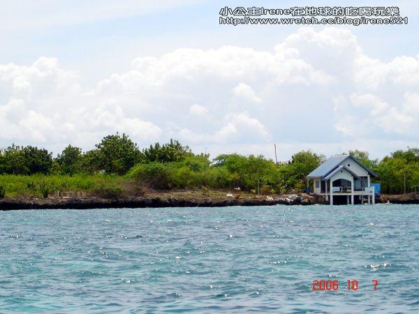 宿霧離島遊-聖得瓦利魚類保護區+海釣+白沙島 @Irene's 食旅.時旅