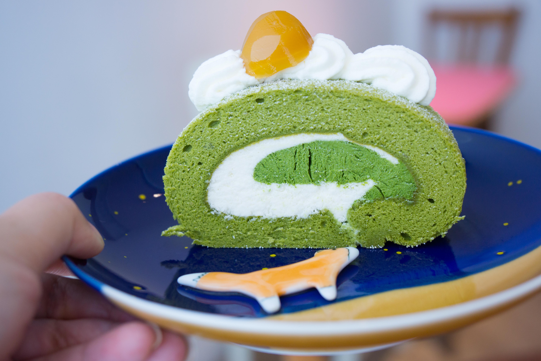 【板橋】藍色微光One Earth Cafe.清新簡約的咖啡店,充滿理念的小星球 @Irene's 食旅.時旅