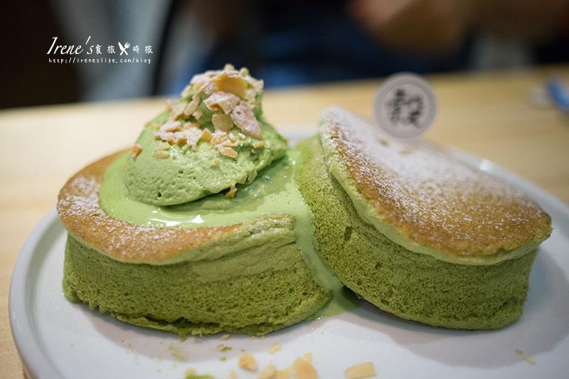【台北大安區】KoKu cafe 榖珈琲.雲朵般輕柔的舒芙蕾鬆餅,療癒登場 @Irene's 食旅.時旅