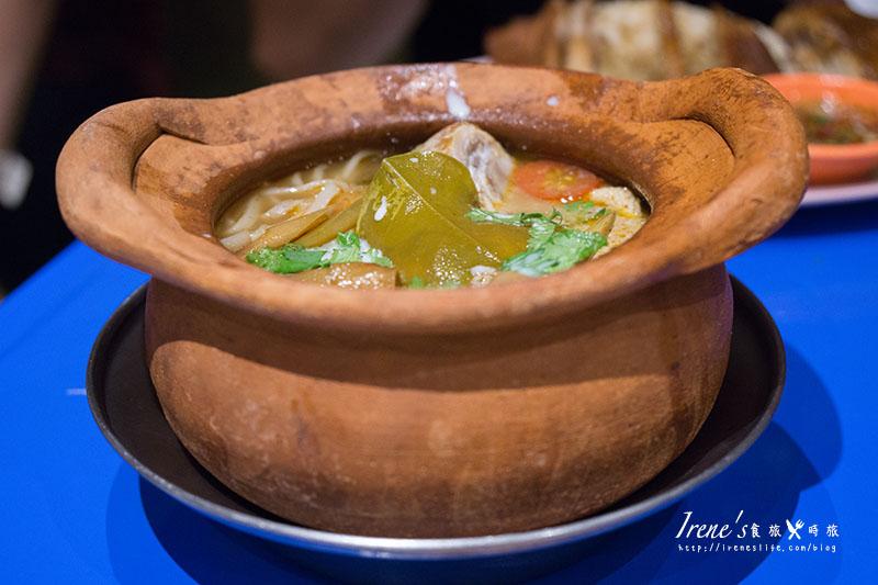 【台北大安區】泰街頭.把小吃攤搬進餐廳裡,有別於泰國餐廳的泰式料理 @Irene's 食旅.時旅