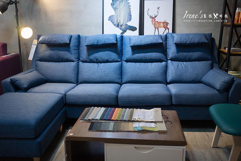 【中和】MIT的客製化傢俱,兼具時尚設計以及品質,訂價全面再打6折.億家具批發倉庫 @Irene's 食旅.時旅