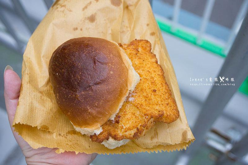 【香港-美食】銅鑼灣老店,舊式店鋪擁有擋不住的光芒人潮.丹麥餅店 @Irene's 食旅.時旅