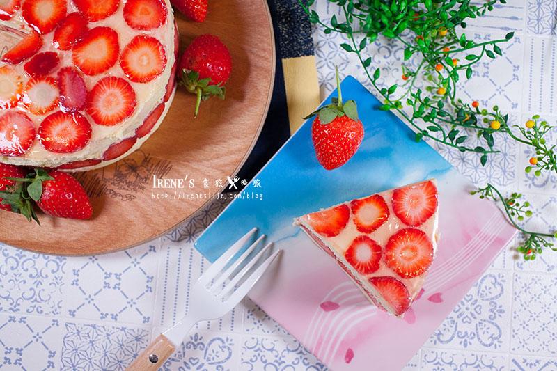 馬各先生草莓蛋糕