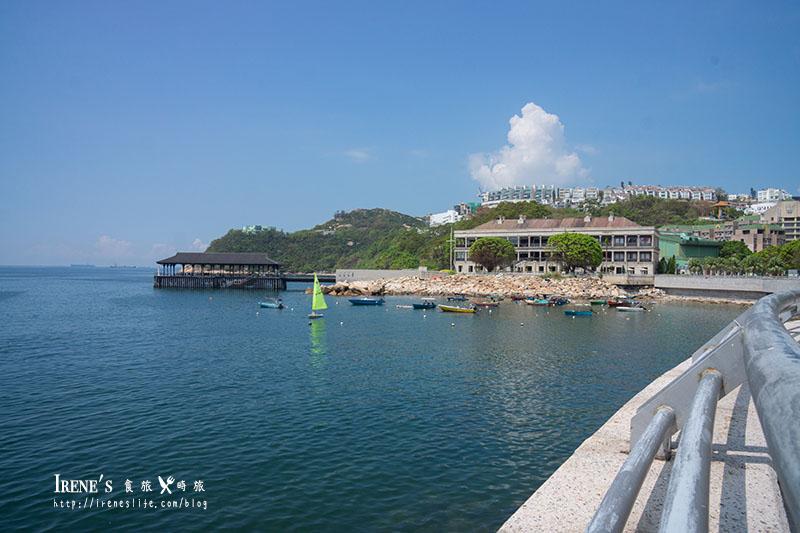 【香港-景點】不一樣的香港,鄰海的小城鎮,洋溢歐風的度假風.赤柱市集
