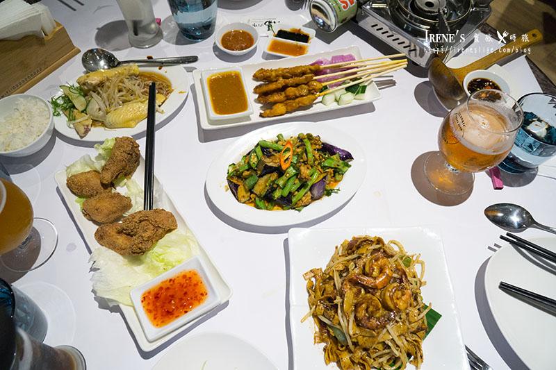 馬六甲馬來西亞風味餐廳(安和店)