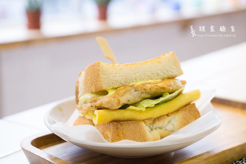 雞肉三明治