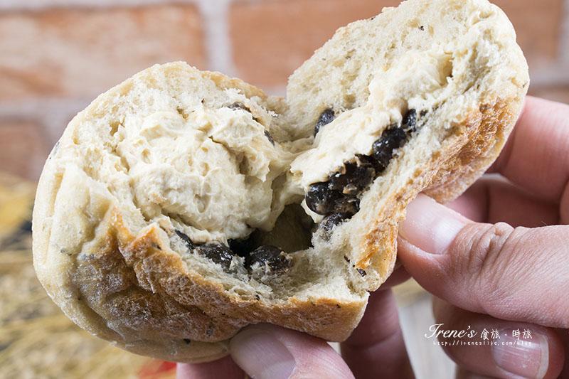 珍珠奶茶麵包