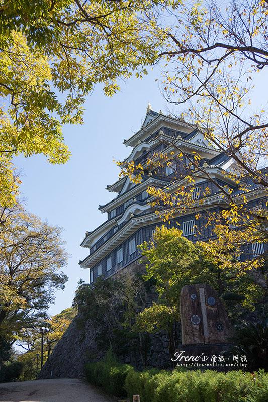 延伸閱讀:【岡山景點】烏黑亮麗的岡山城,在藍天襯托下更顯穩重低斂,還有免費的和服體驗
