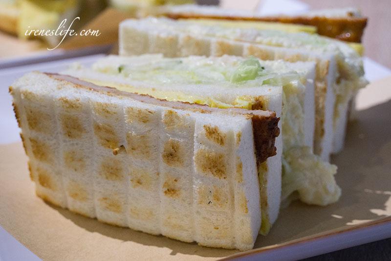 熱胖子三明治·薯泥專賣店 (松江店)