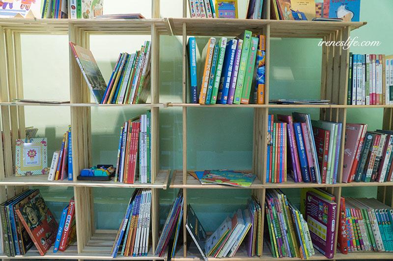 兒童共讀區