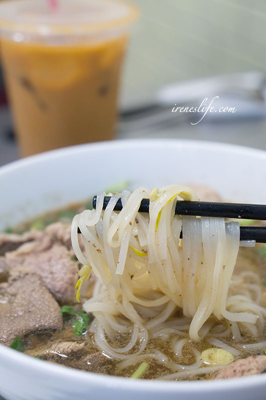【台北中山區】隱藏版美味泰式料理小吃,老饕才知道的巷子內美食.Kanokwan 老麵攤