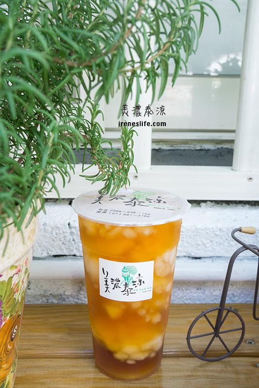 冬瓜茶清冰
