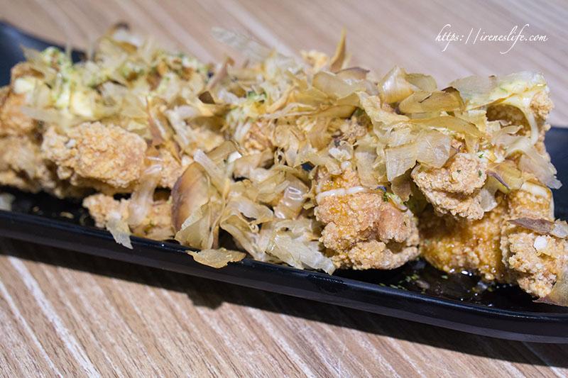 大阪燒唐揚雞
