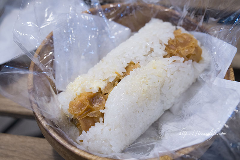 延伸閱讀:【台北內湖區】早餐來一顆異國風味瀰漫的飯糰,料多味美一吃就上癮.馬戲糰飯糰