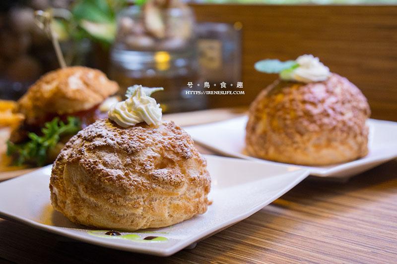 延伸閱讀:【三峽】一週只營業三天,超隱密的泡芙咖啡店,漢堡的麵包改用泡芙,獨一無二的泡芙堡.号鳥食趣 WooWoo Café