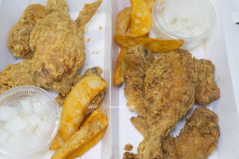 即時熱門文章:【三重】韓國人氣炸雞來台,不用飛到韓國就吃的到,多汁口感棒可惜份量少.NeNe Chicken